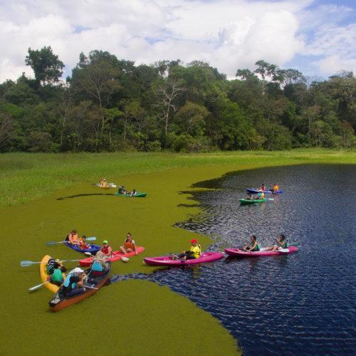 Tours en Kayak - Kasabe Tours - Experto Turístico en el Amazonas